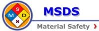 material safety data logo