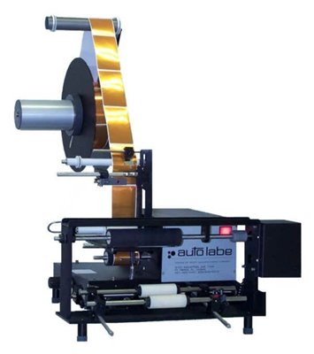 550 Semi-Automatic Round Product Label Applicator